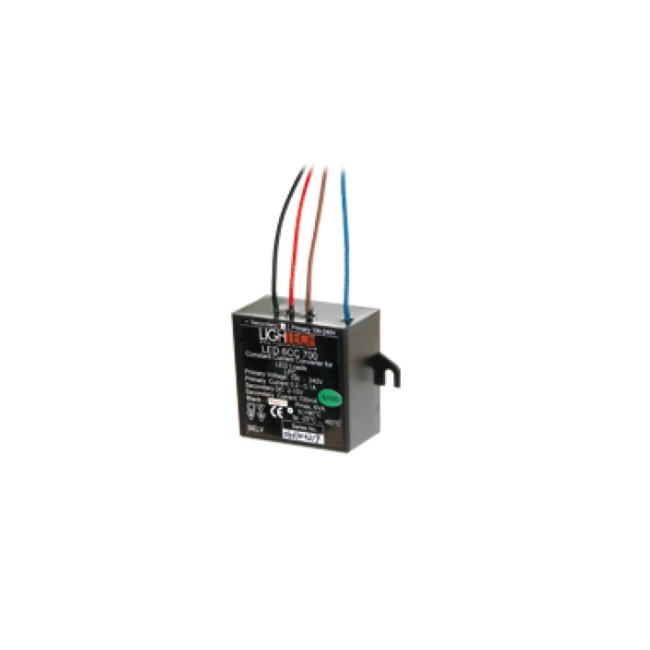 CONSTANT CURRENT POWER SUPPLIES FOR OUTDOORS