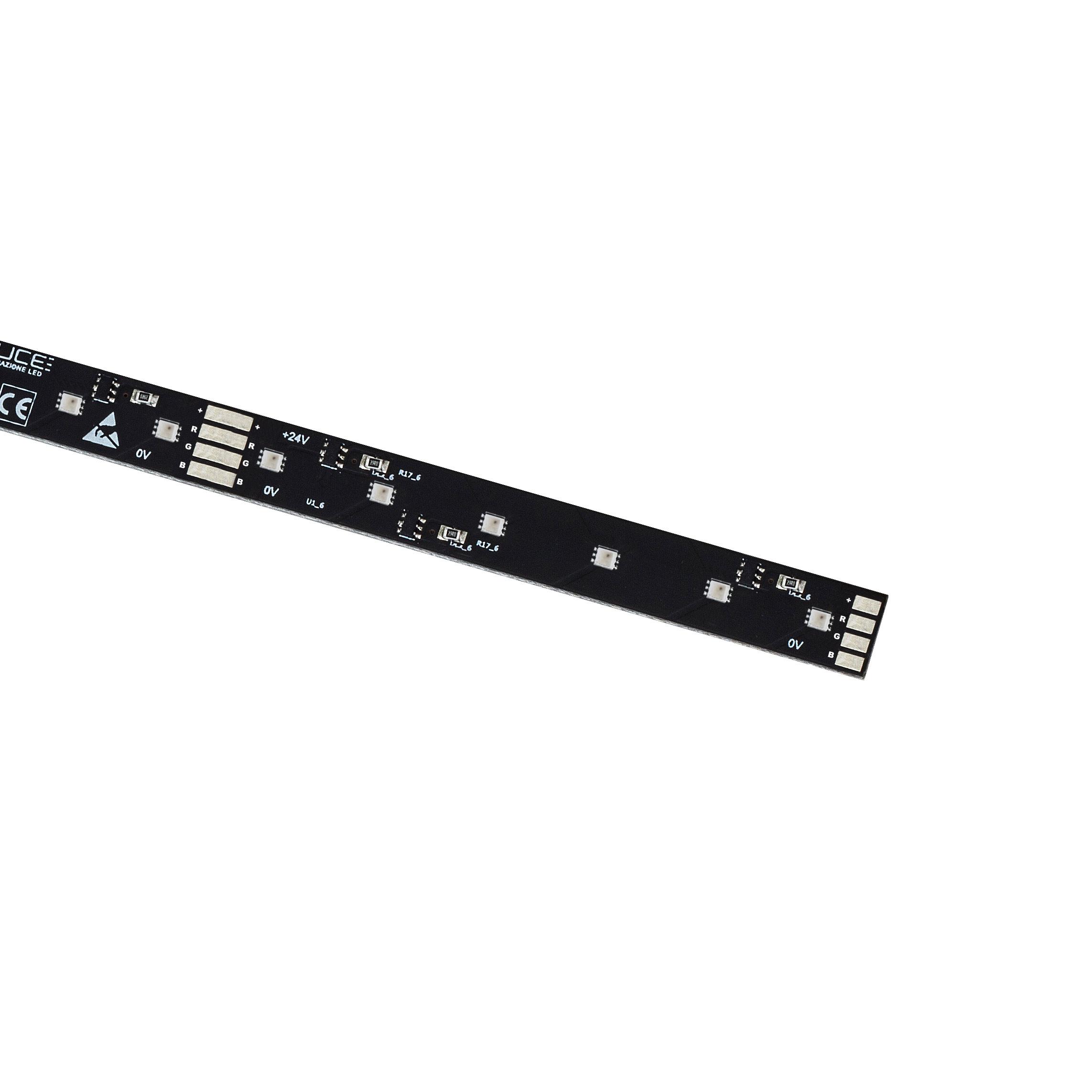 Barra led moduled rgb futuro luce - Barre a led per interni ...