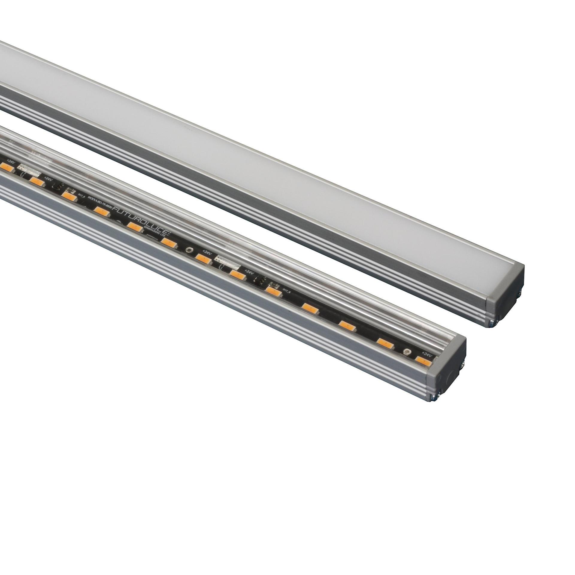 Barra led beta futuro luce - Barre a led per interni ...