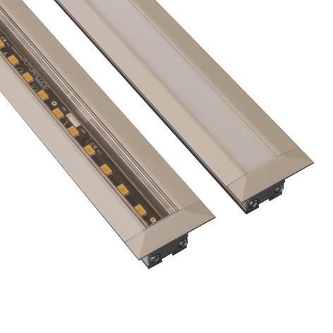 Barre e strisce led futuro luce - Barre a led per interni ...